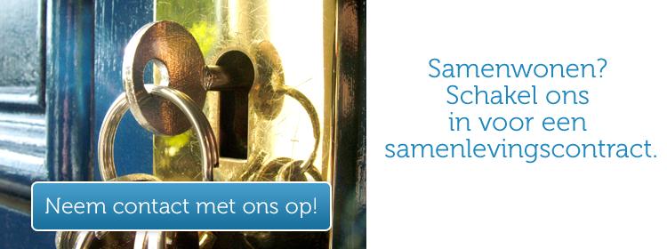 Samenlevingscontract Almere